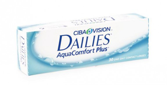 ALCON DAILIES AquaComfort PLUS