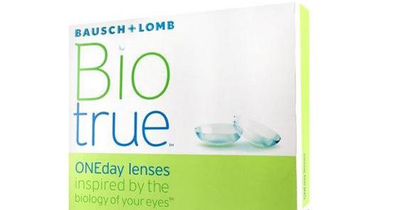 BAUSH&LOMB Biotrue ONEday par 90