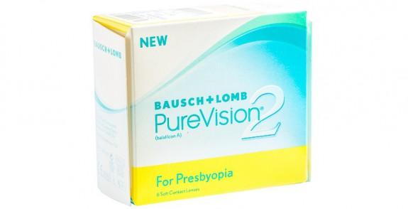 BAUSH&LOMB PureVision 2 pour Presbytes