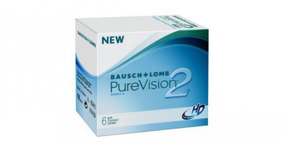 BAUSH&LOMB PureVision 2 HD