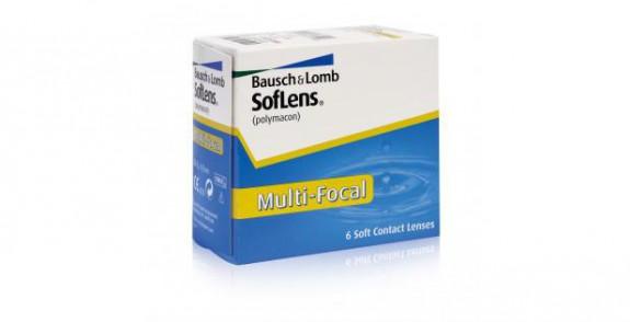 BAUSH&LOMB SofLens Multi-Focal