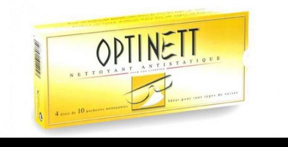 Optinett OPTINETT Lingettes humides