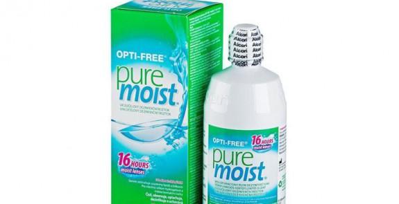 Tous produits lentilles OPTI-FREE PureMoist